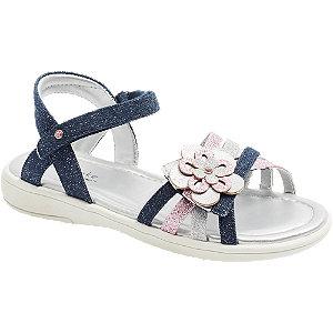 Levně Modro-růžové sandály Cupcake Couture
