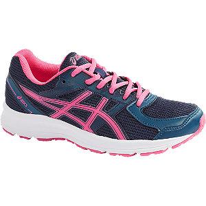 Levně Modro-růžové tenisky Asics