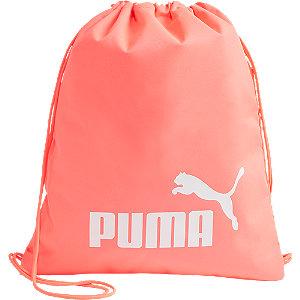 Levně Neonově růžový vak Puma Phase Gym Sack