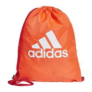 Levně Oranžový vak Adidas Gymsack SP