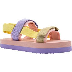 Levně Pastelové sandály Vero Moda