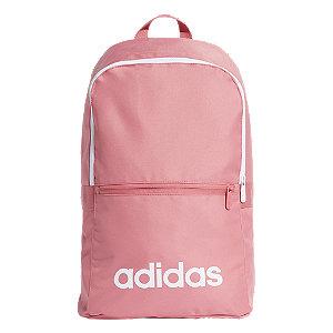 Levně Růžový batoh Adidas Lin Clas Bp Day