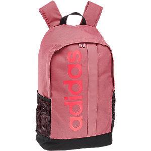 Levně Růžový batoh Adidas Lin Core BP