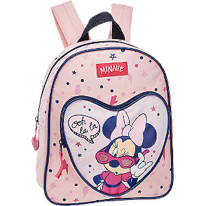 Levně Růžový batoh Minnie Mouse