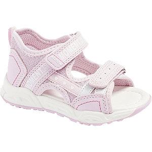 Levně Růžové dětské sandály Cupcake Couture