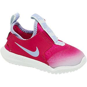 Levně Růžové dětské slip-on tenisky Nike