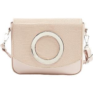 Levně Růžová kabelka Graceland
