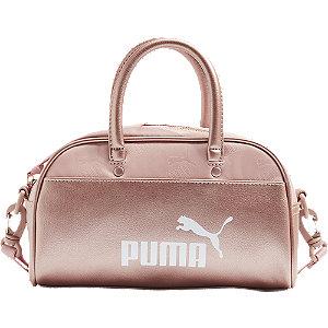 Levně Růžová kabelka Puma Core Up Mini Grip
