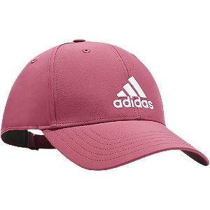 Levně Růžová kšiltovka Adidas Bball Cap Lt Embr