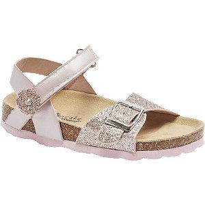 Levně Růžové sandály Cupcake Couture