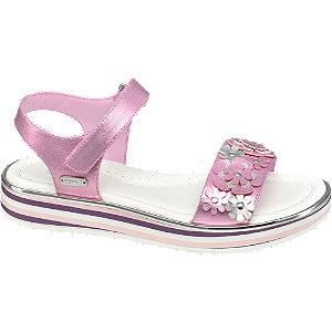 Levně Růžové sandály Esprit