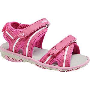 Levně Růžové sandály Kappa