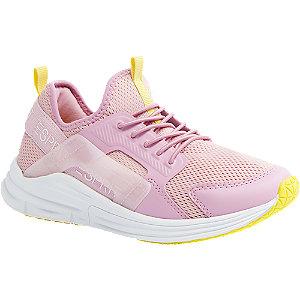 Levně Růžové slip-on tenisky Esprit