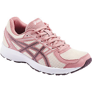 Levně Růžové tenisky Asics