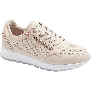 Levně Růžové tenisky Esprit