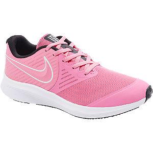 Levně Růžové tenisky Nike Star Runner 2