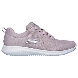 Levně Růžové tenisky Skechers