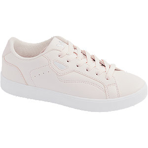 Levně Růžové tenisky Vty