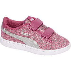 Roze Smash Glitz Puma maat 34