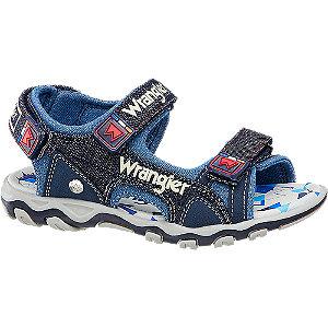 Kinder Wrangler Sandale blau
