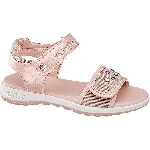 Kinder Wrangler Sandale rosa