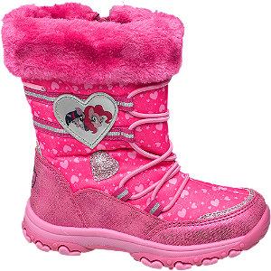 Unisex,Damen,Herren My little Pony Schnee Boots pink