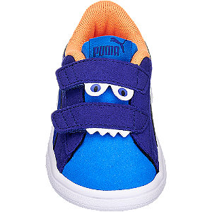 Deichmann SALE | Kinder Puma Sneaker Smash V2 Monster blau