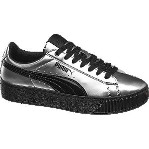 Sneaker+VIKKI+PLATFORM+METALLIC