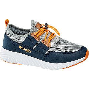 Kinder Wrangler Sneaker grau