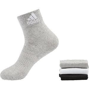Levně Sportovní ponožky Adidas – 3 páry