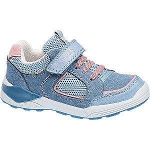 E-shop Světle modré tenisky na suchý zip Cupcake Couture