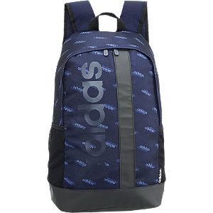 Levně Tmavě modrý batoh Adidas Lin Bp Gu