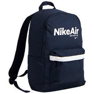 Levně Tmavě modrý batoh Nike Air