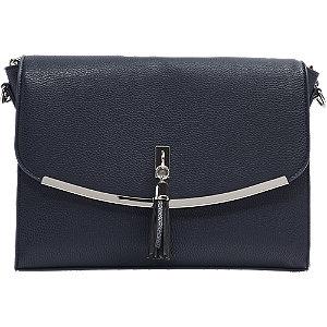 Levně Tmavě modrá kabelka Graceland