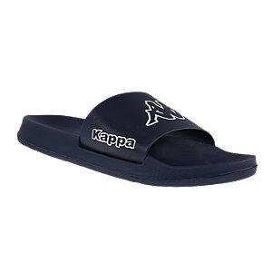 Levně Tmavě modré plážové pantofle Kappa