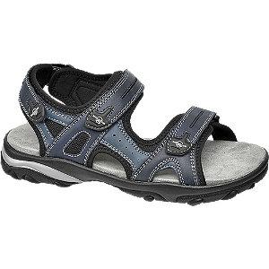 Levně Tmavě modré sandály Memphis One