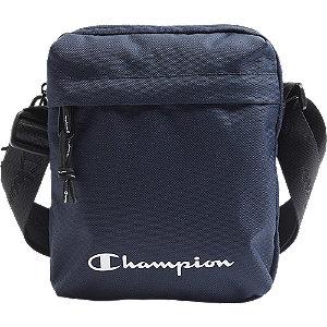 Levně Tmavě modrá taška přes rameno Champion