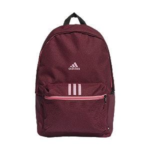 Levně Vínový batoh adidas