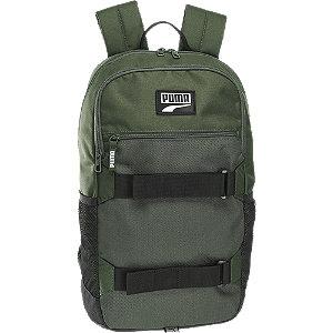 Levně Zelený batoh Puma Deck BP