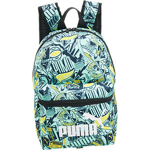 Levně Zelený batoh Puma Phase Small Bp