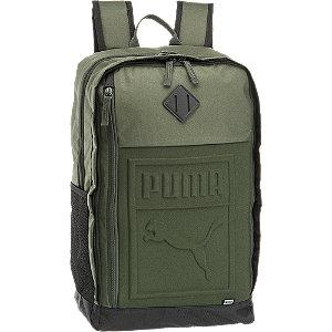 Levně Zelený batoh Puma S BP