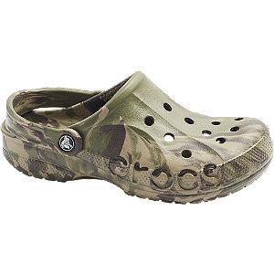 Levně Zelené sandály Crocs