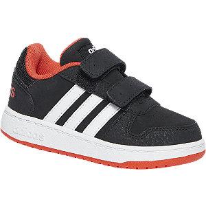 Zwarte Hoops 2.0 adidas maat 29