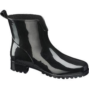Zwarte regenlaars