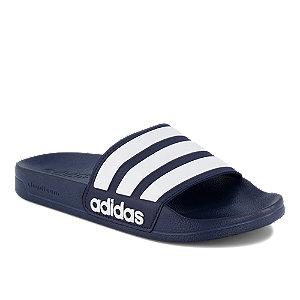 Image of adidas CF Damen Adilette Blau