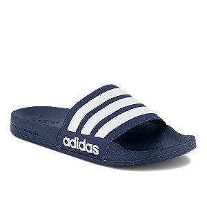 Image of adidas CF Herren Adilette Blau