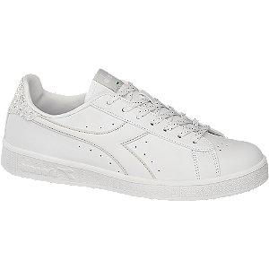 białe sneakersy damskie Diadora Gampe