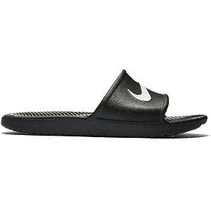 czarne klapki męskie Nike Kawa