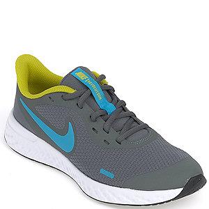 Levně Šedé tenisky Nike Revolution 5