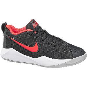 Levně Šedé tenisky Nike Team Hustle Quick